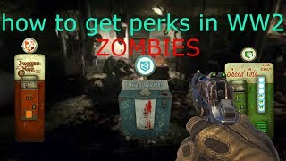 cod ww2 ALL PERKS BLITZ LOCATIONS EXPLAINED THE FINAL REICH