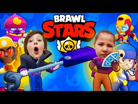 БИТВА МЕГАЯЩИКОВ! ДЕВОЧКИ VS. МАЛЬЧИКИ в Бравл Старс! Brawl Stars