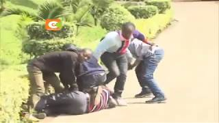 3 injured as Murang'a MCAs meeting turns violent