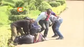 3 injured as Murang'a MCAs meeting turns violent