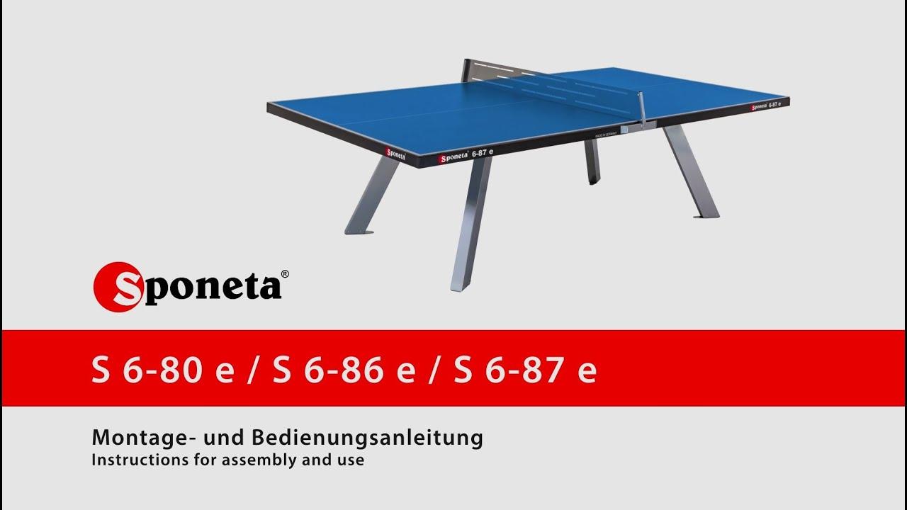 0288c2362ff Lauatennise laud S6-86e Sponeta -