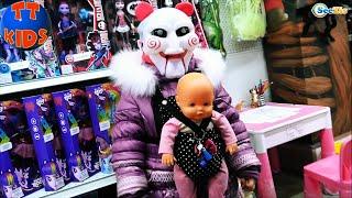 ✔ Кукла Ненуко и Сюрприз от Ярославы в магазине Игрушек. Nenuco Doll and A Surprise from Yaroslava