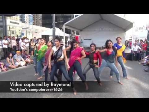 IIT MUMBAI GIRLS AMAZING DANCE. PERFORMANCE.