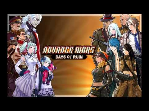 advance wars days of ruin lin s theme supreme logician extended