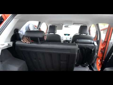 Ford Ecosport Definite Review Video   Exteriors, Interiors, Features And  Engine Review