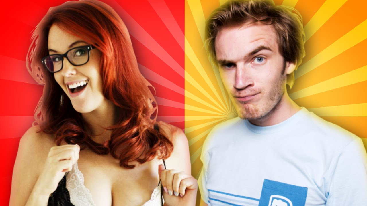 PewDiePie or Meg Turney?! - YouTube