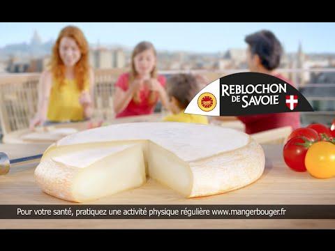 Vidéo Spot TV Reblochon