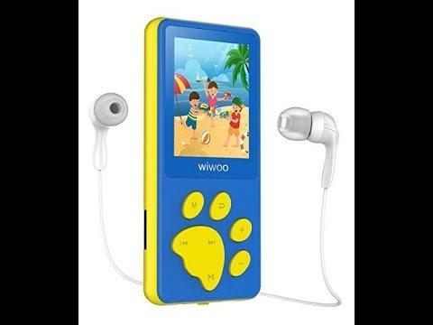 Wiwoo MP3 Player im Bärendesign