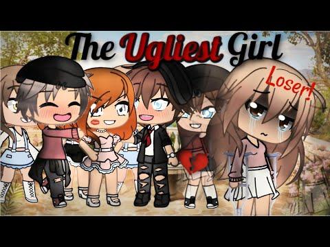 The Ugliest Girl On Earth | Gacha Life | GLMM