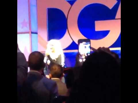 "Christina Aguilera - Beautiful (Democratic Governors Association ""DGA"" Holiday Party 08-Dec-14)"
