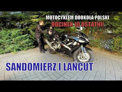 Motocyklem Dookoła Polski 2017 cz.10 Ostatnia - Adam MotoVlog