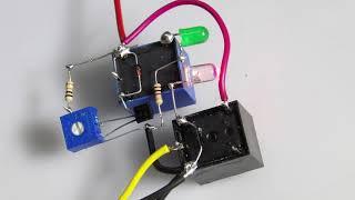 Carregador de Baterias com Flutuação de Carga