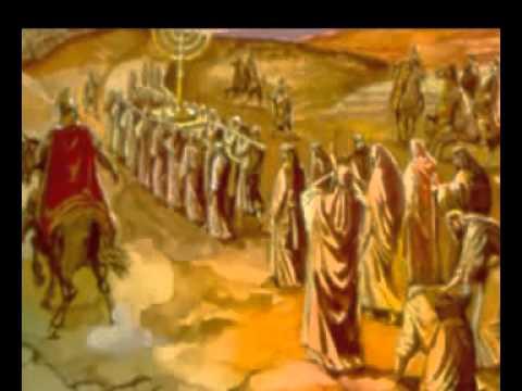 מנורה - אברהם פריד - Menorah - Avraham Frid