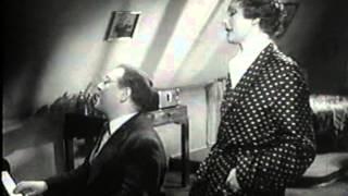 Peter Lorre & Nora Gregor - Ja die Polizei, die hat die schönsten Männer - Filmausschnitt 1933