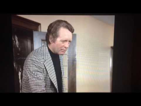 Patrick mcGoohan in Columbo gives cheeky nod to The Prisoner