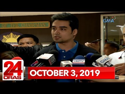 24 Oras Express: October 3, 2019 [HD]