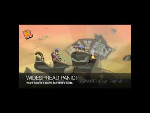 **FREE** DEMO Download For Worms Reloaded 2010 *NEW*
