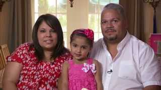 Open Heart Surgery Day For Little Gaby: Child Diagnosed W/hypoplastic Left Heart Syndrome