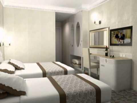 White Gold Hotel Amp Spa Youtube