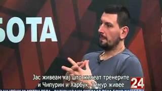 Работна Сабота на 24 Вести гости Тимур Дибиров и Арпад Штербик