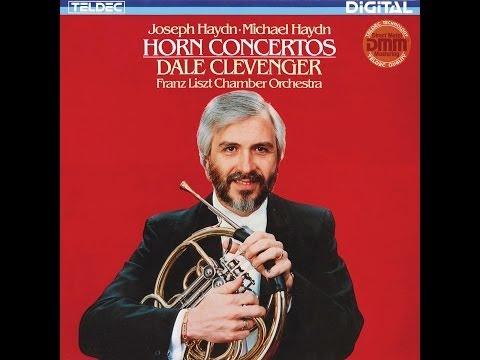 Joseph & Michael Haydn, Horn Concertos 2