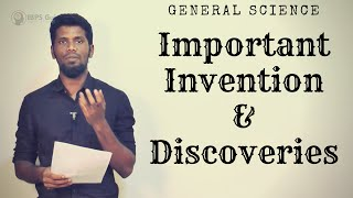 Important Invention & Discoveries | RRB NTPC | General science | Mr.Jackson