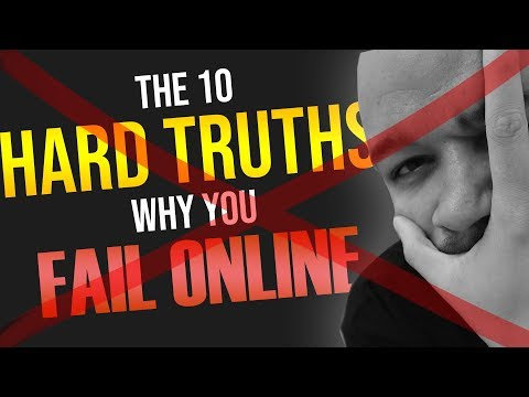 10 HARD TRUTHS Why People Fail With Online Arbitrage!