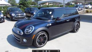 Mini Clubman Hampton Special Edition 2011 Videos
