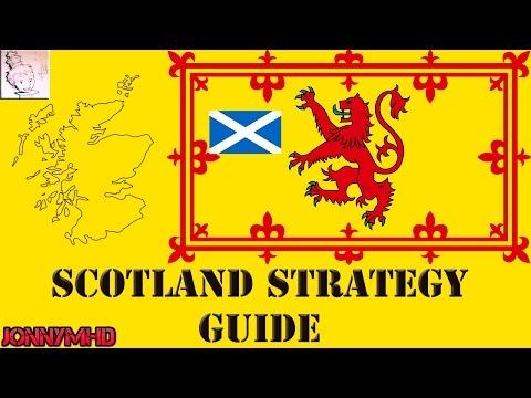 Europa Universalis IV Common Sense: Scotland Strategy Guide  