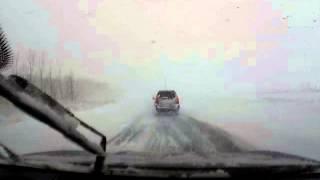 видео Камчатская зима