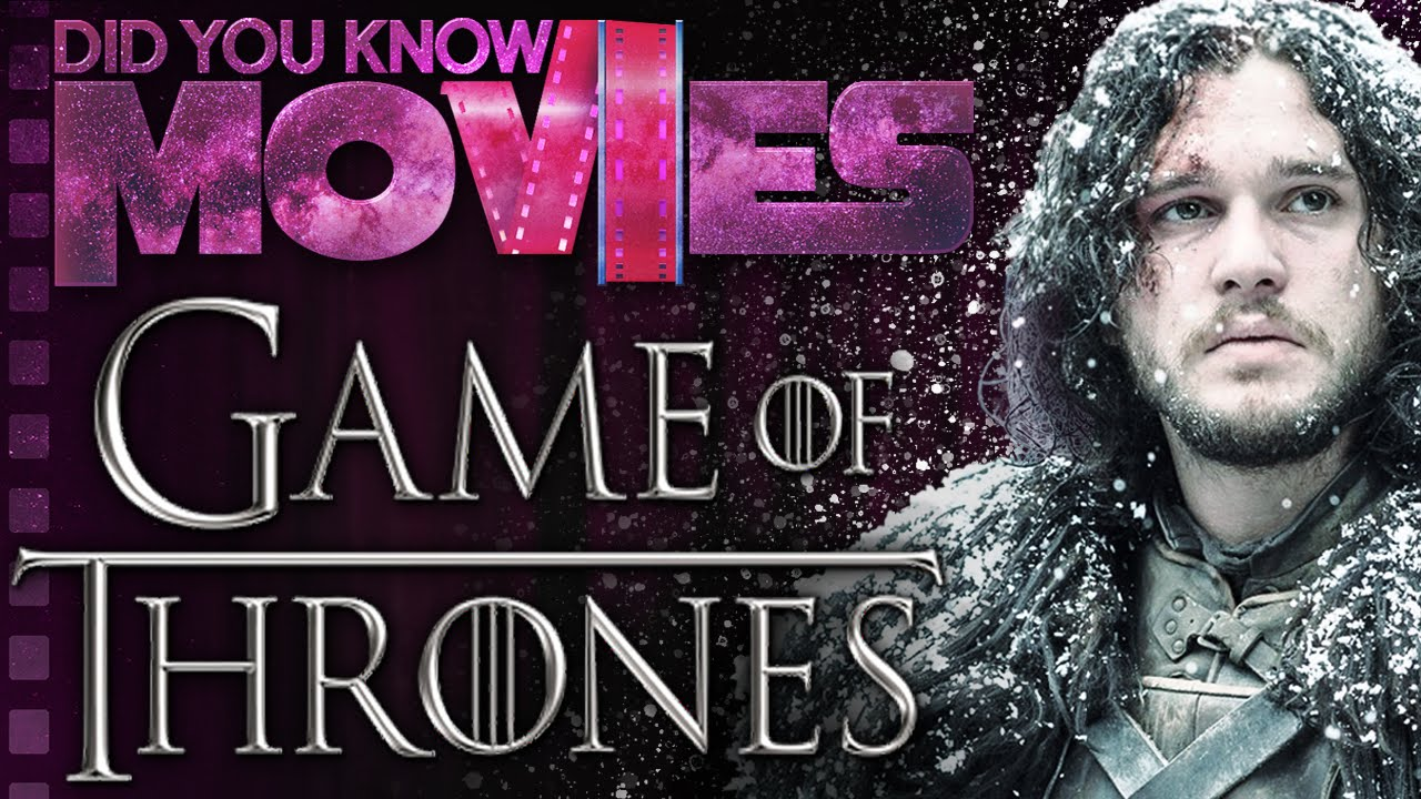 Why Game of Thrones Almost Never Happened ft. BelatedMedia - Did You Know Movies - Winter is coming.
