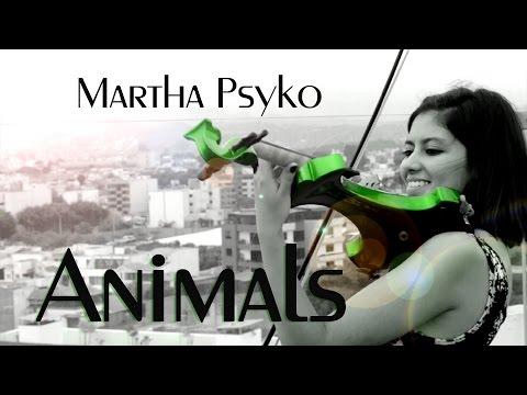 ANIMALS (M. Garrix) 💿 en VIOLIN ELECTRICO!!