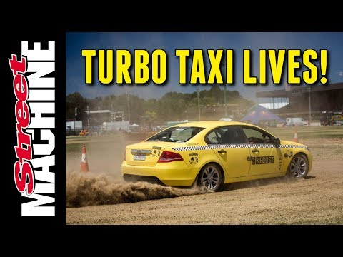 Carnage Episode 10 - Turbo Taxi Part-6 - Turbo Taxi Lives!