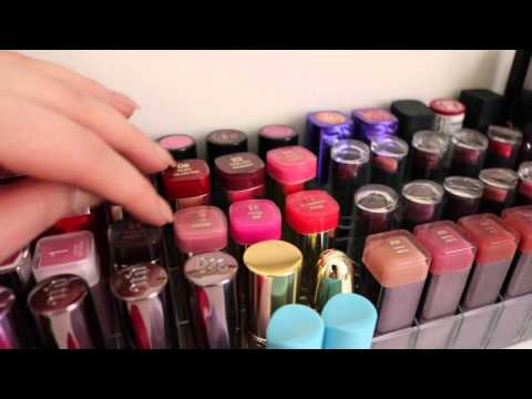 Makeup Collection - Vanity and Storage 2016