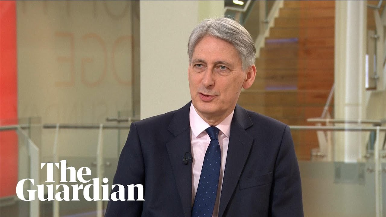 Philip Hammond: 'Changing prime minister wouldn't help us'