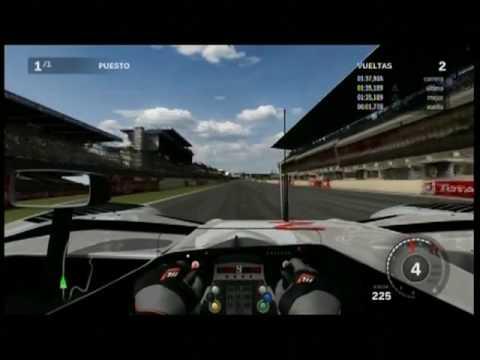 Forza Motorsport 3 - Audi R15 TDI gameplay