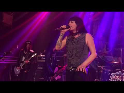L.A. GUNS - The Flood's the Fault of the...
