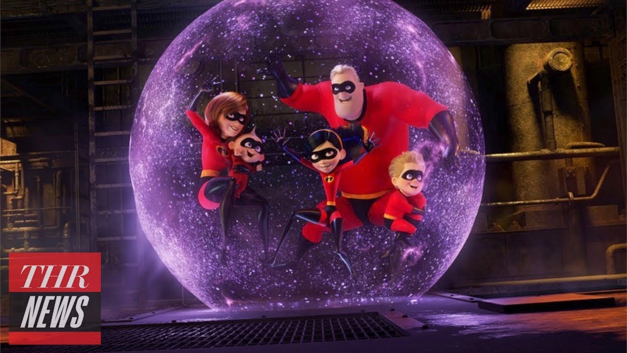 'Incredibles 2' Powers to Box Office Record with $180 Million Opening | THR News