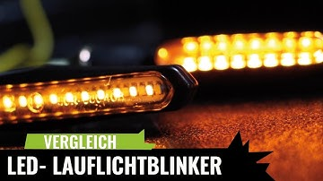 Led Blinker Lauflicht