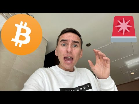 THIS IS MY BIGGEST BITCOIN WARNING EVER!!!!!!!!!! [my Next Trade...]