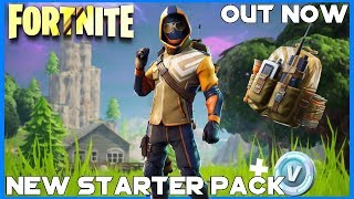 NEW STARTER PACK + NEW HEAVY ASSAULT - FORTNITE BATTLE ROYALE - PS4 PRO