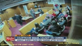 Courtroom drama in Washington County