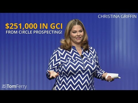 The Perfect Strategy for Circle Dialing and Prospecting | Christina Griffin