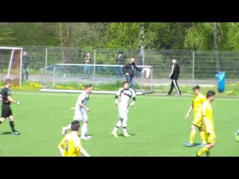 Liga Slaska A1 Junior - TS Czarni Góral Żywiec vs GKS Tychy (0-5) - I polowa