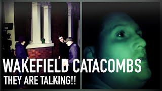 Wakefield Catacombs - Ghost Hunt - Westgate Unitarian Chapel - Ghost Quest