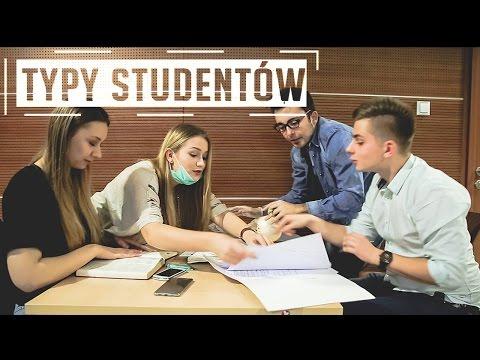 TYPY STUDENTÓW