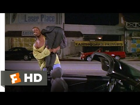 2 Days in the Valley (1/8) Movie CLIP - A Painful Flat Tire (1996) HD