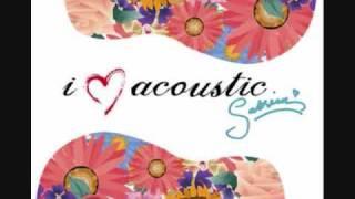 Sabrina - Bleeding Love (Acoustic)
