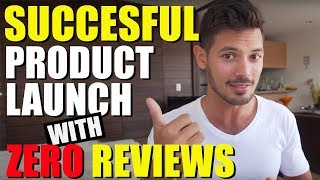 Amazon FBA Product LAUNCH! How To Rank #1 On Amazon With ZERO Reviews (No More Giveaways!?)
