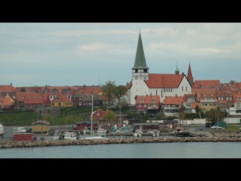 Denmark's 'Bright Green Test Island' experiments with grid of the future